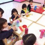 ☆ プリキンダークラス Lunch Time ☆